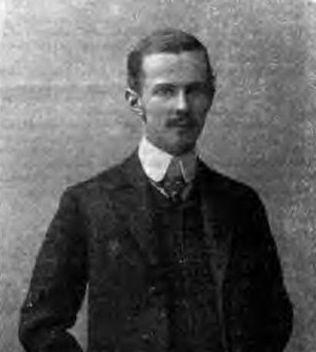 Austriacki pionier lotnictwa Igo Etrich