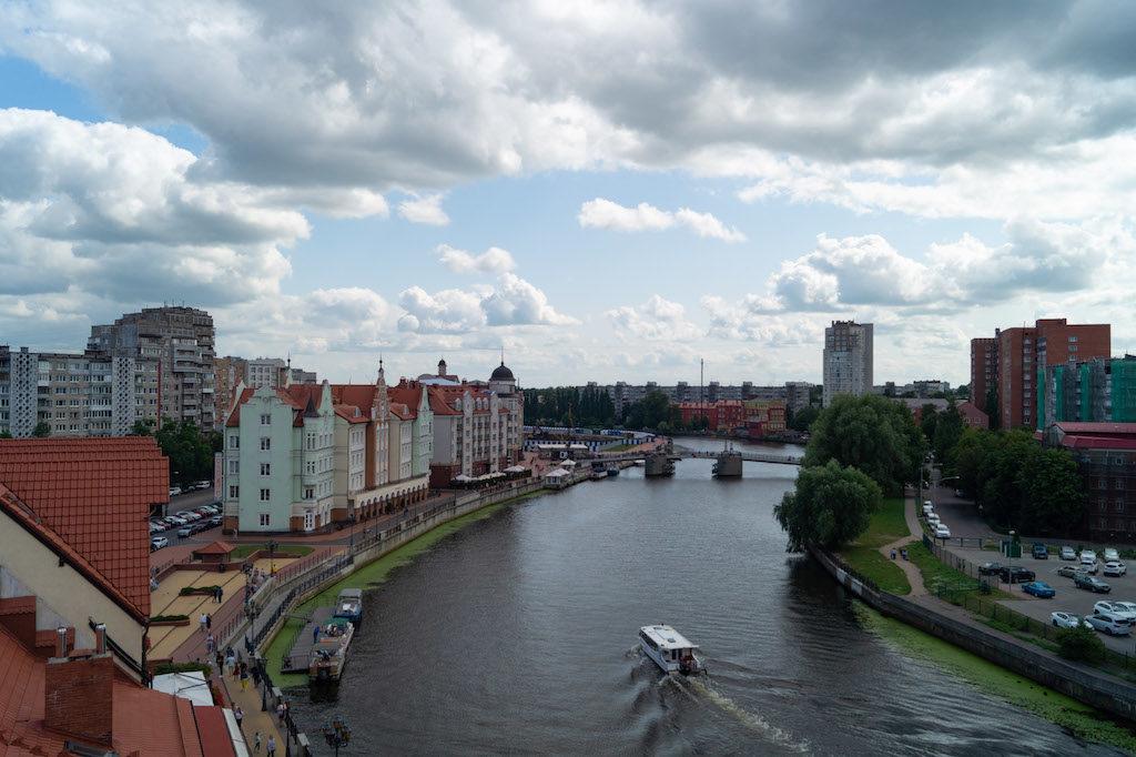 Kaliningrad – stolica obwodu kaliningradzkiego