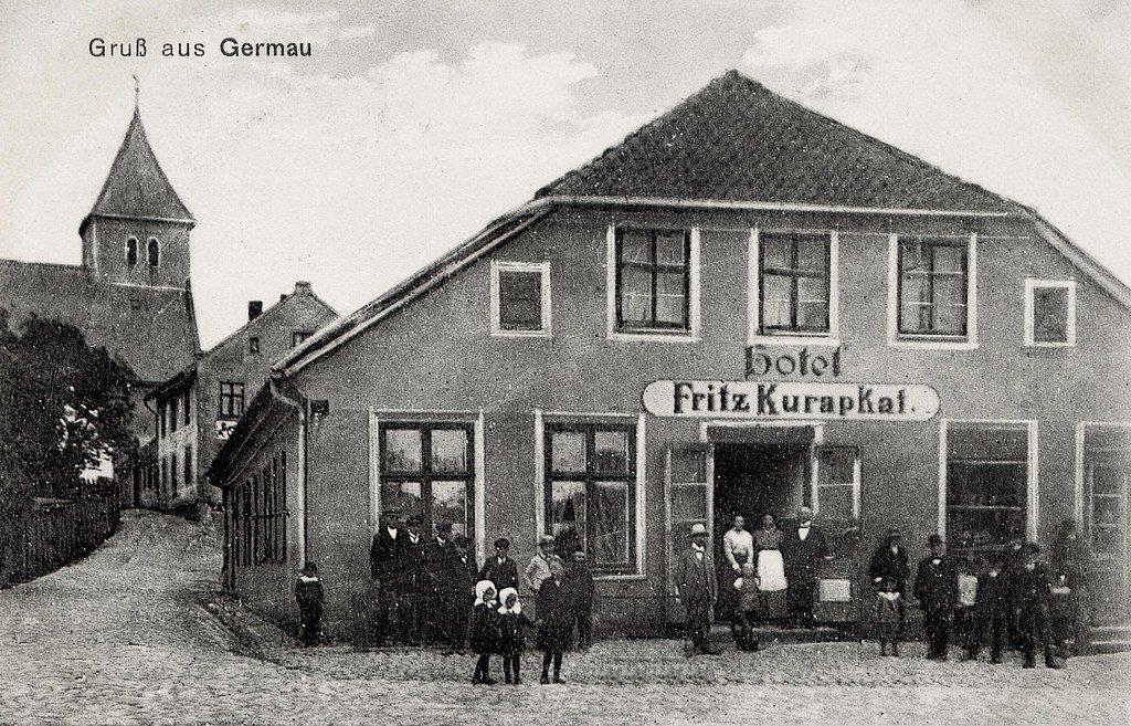 Germau przed wojną