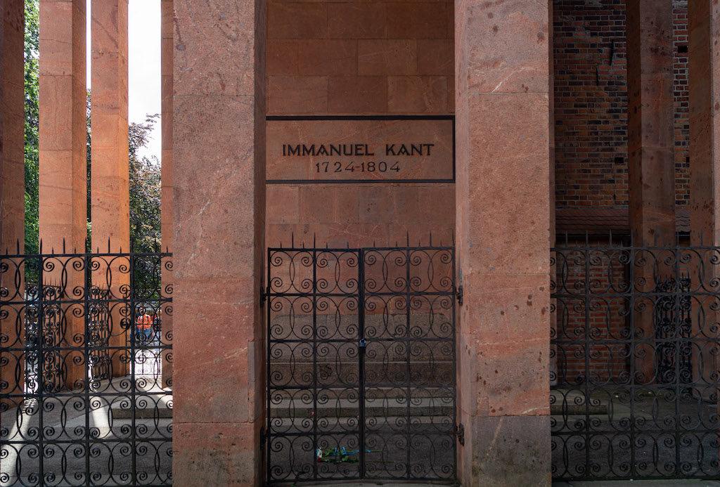 Grób Immanuela Kanta
