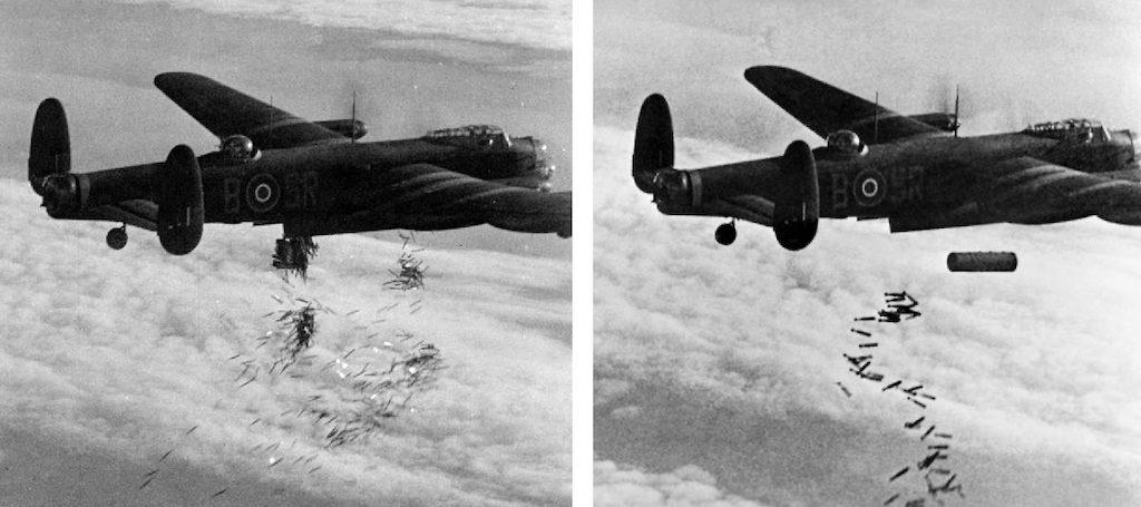 W sierpniu 1944 roku RAF przeprowadził serie nalotów bombowych na Königsberg
