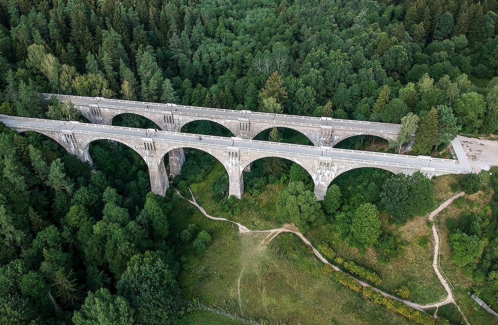 Mosty w Stańczykach – Foto: Adrian Sitko