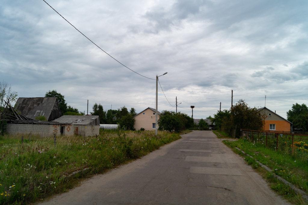 Prowincja obwodu kaliningradzkiego wygląda przeważnie ubogo