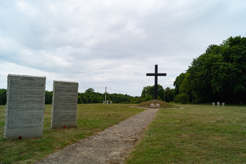Cmentarz niemieckich żołnierzy w Russkoje