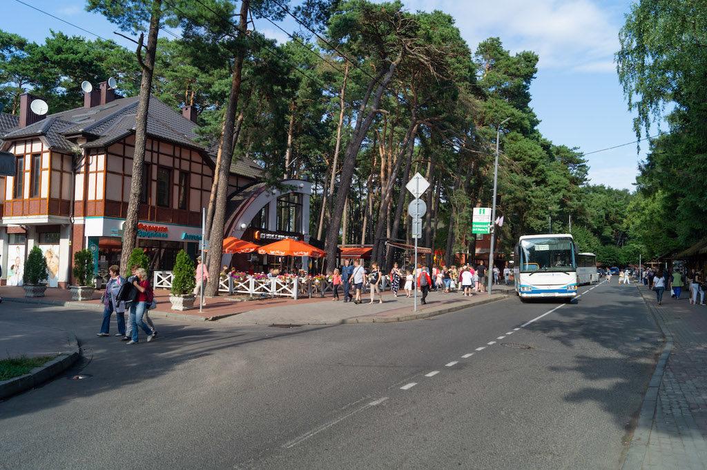 Swietłogorsk (ros. Светлогорск) to popularny kurort nad Morzem Bałtyckim