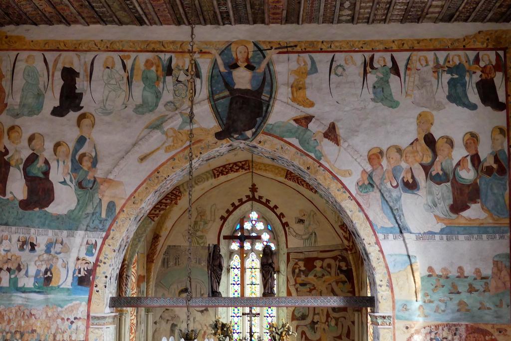 Małujowice – Kościół pw. św. Jakuba Apostoła – Foto: Dariusz Domagała Źródło: podrozestarszegopana.radom.pl