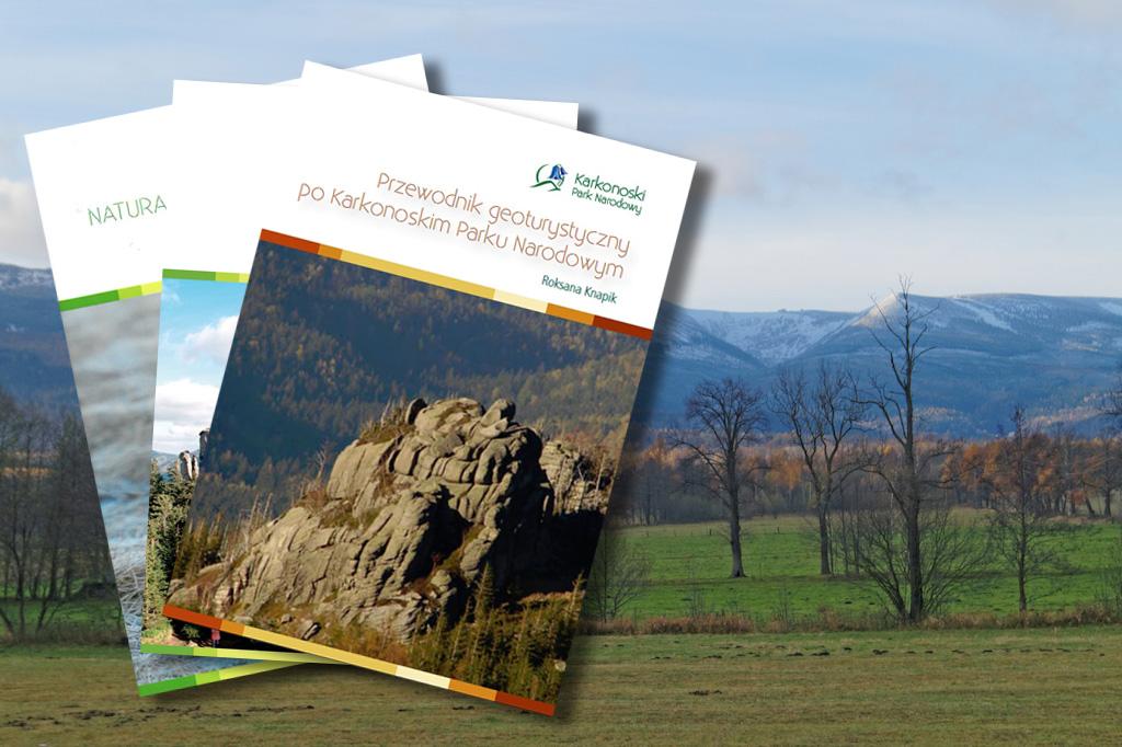 Darmowe publikacje Karkonoskiego Parku Narodowego pozwalają lepiej poznać przyrodę i walory Karkonoszy