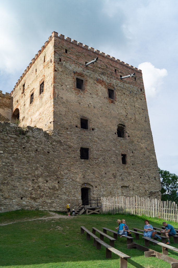 Renesansowy pałac
