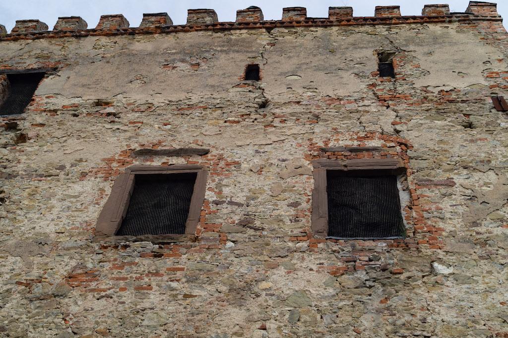 Renesansowy pałac, detale