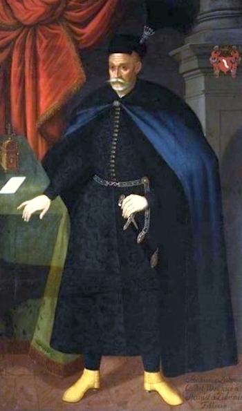Starosta spiski Sebastian Lubomirski – Ród Lubomirskich przez cztery pokolenia (1591–1745) zarządzał zamkiem i zastawem