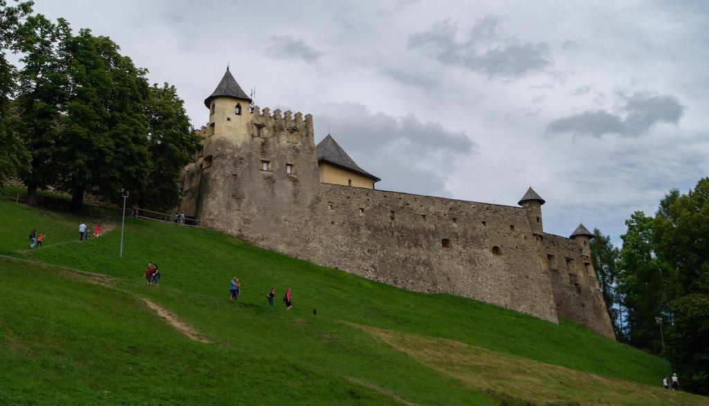 Zamek Lubowla – Zamek Lubowelski