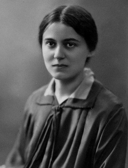 Edyta Stein (1891–1942) – święta, patronka Europy