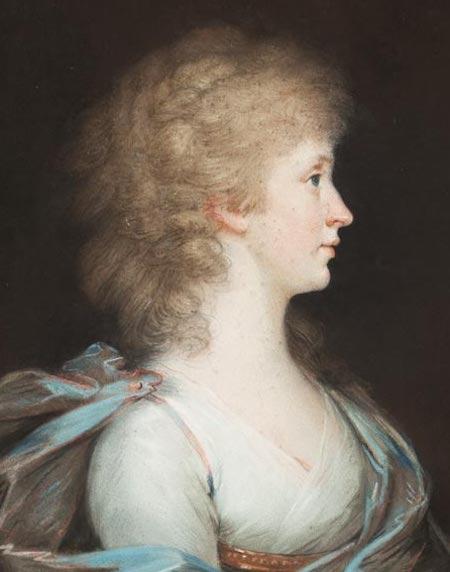 Fryderyka von Reden (1774–1854) – arystokratka