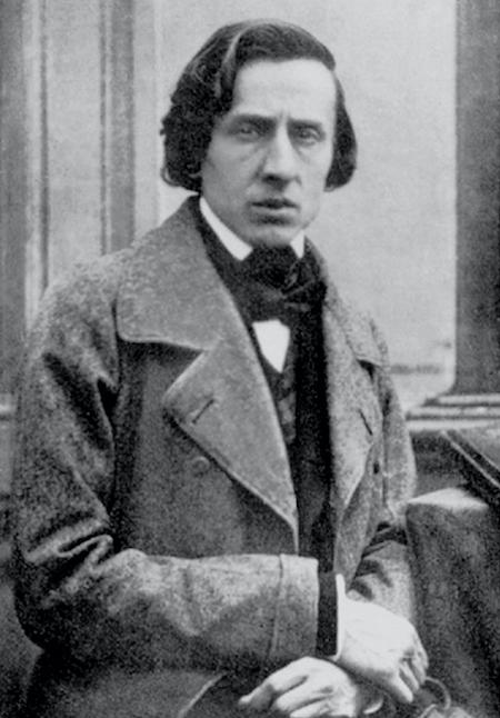 Fryderyk Chopin na zdjęciu z 1847 roku – Dzięki funkcji Deep Nostalgia ożywisz postacie na starych zdjęciach
