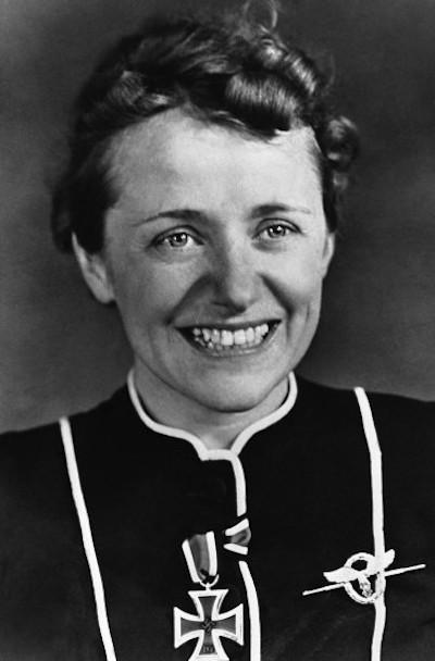 Hanna Reitsch (1912–1979) – pilot doświadczalny