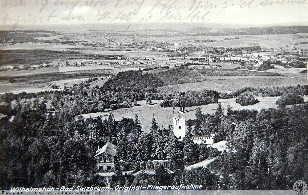 Widok w tym samym kierunku, przełom lat 20. i 30. XX wieku – Źródło: polska-org.pl