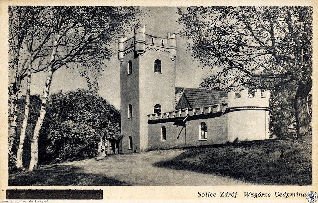 Pierwsza powojenna nazwa Szczawna-Zdroju brzmiała inaczej (Solice Zdrój), czego pamiątką jest dziś nazwa jednej z głównych ulic – Źródło: polska-org.pl